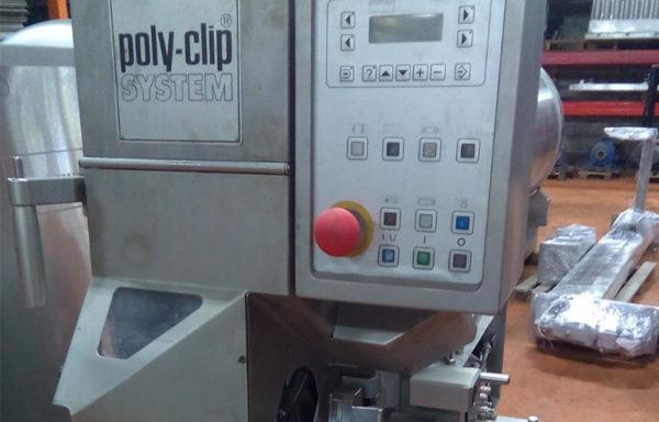 Автоматический двойной клипсатор Poly-Clip FCA 3463
