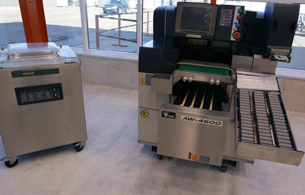 Упаковщик-этикетировщик полуавтоматический Digi AW-4600 FX